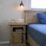 עיצוב וינטאג' לחדר שינה