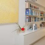 עיצוב ספרייה ביתית