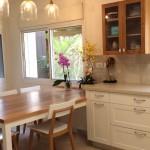 עיצוב מטבח בית משפחת שריד