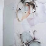 אריחים מעוצבים בחדר האמבטיה