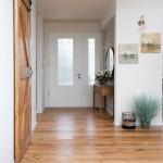 חלל הכניסה לבית