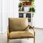 כורסא מפנקת בגווני פינות הישיבה בסלון